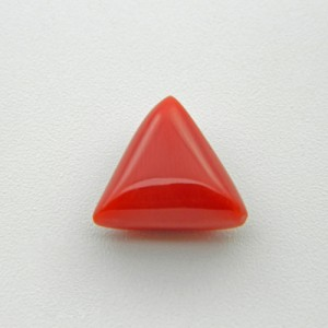 5.91 Carat  Natural Coral (Moonga) Gemstone