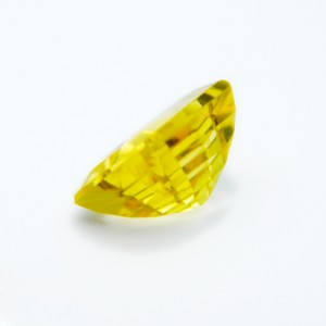 4.31 Carat/ 4.78 Ratti Natural Citrine (Sunela)  Gemstone