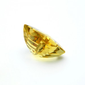5.61 Carat  Natural Citrine (Sunela)  Gemstone