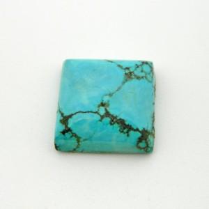14.97 Carat/ 16.62 Ratti Natural Turquoise (Firoza) Gemstone