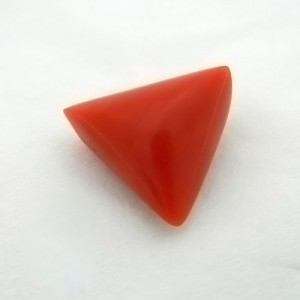 8.50 Carat/ 9.44 Ratti Natural Italian Coral (Moonga) Gemstone