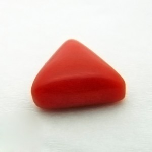 7.43 Carat  Natural Coral (Moonga) Gemstone