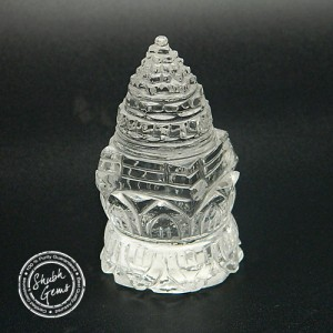 Natural Crystal Shree Yantra