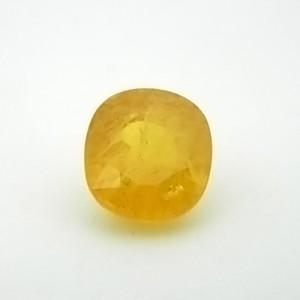 5.10 Carat/ 5.66 Ratti Natural Yellow Sapphire (Pukhraj) Gemstone