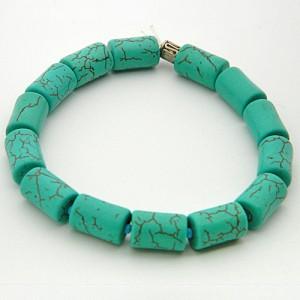 Turquoise (Firoza) Gemstone Bracelet
