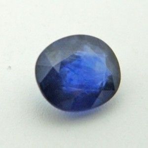 4.28 Carat  Natural Blue Sapphire (Neelam) Gemstone