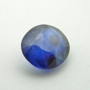 4.10 Carat  Natural Blue Sapphire (Neelam) Gemstone