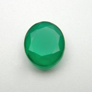 6.16 Carat  Natural Green Onyx Gemstone