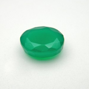5.99 Carat  Natural Green Onyx Gemstone