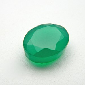 5.76 Carat  Natural Green Onyx Gemstone