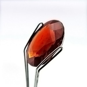 7.75 Carat  Natural Hessonite (Gomed) Gemstone