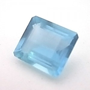 4.81 Carat/ 5.34 Ratti Natural Aquamarine Gemstone