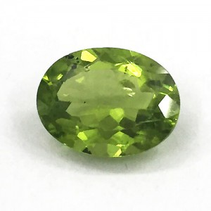 5.53 Carat/ 6.14 Ratti  Natural Peridot Gemstone