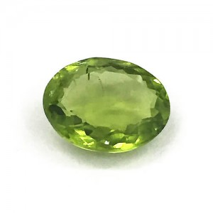 4.48 Carat/ 4.97 Ratti  Natural Peridot Gemstone