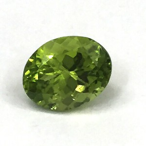 3.81 Carat/ 4.23 Ratti  Natural Peridot Gemstone