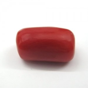 6.80 Carat  Natural Coral (Moonga) Gemstone