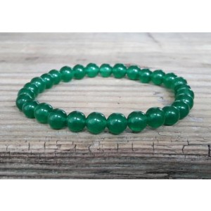 Natural Jade Gemstone Bracelet