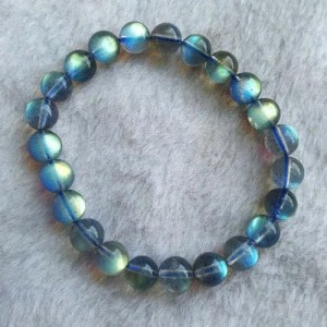 Natural Labradorite Gemstone Bracelet