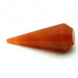 Natural Carnelian Pendulum Point