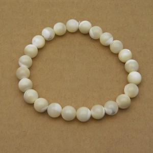 Mother Pearl Beads Bracelet