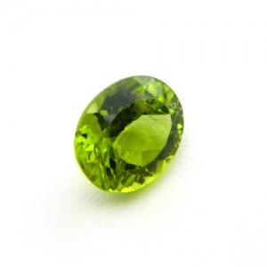 5.17 Carat/ 5.74 Ratti  Natural Peridot Gemstone