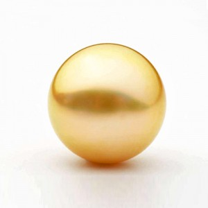 10.34 Carat  Golden South Sea Pearl Gemstone