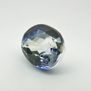 3.79 Carat  Natural Parti Colored Sapphire Gemstone