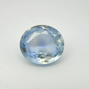 6.78 Carat  Natural Parti Colored Sapphire Gemstone