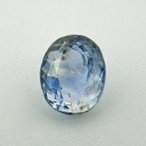 4.91 Carat  Natural Parti Colored Sapphire Gemstone