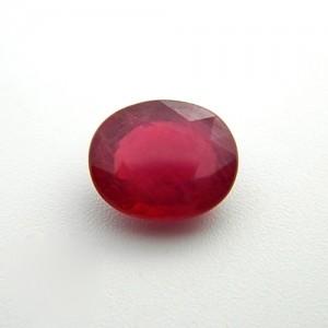 6.02 Carat  Natural Ruby (Manik) Gemstone
