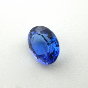 3.39 Carat  Natural Tanzanite Gemstone