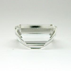 4.17 Carat  Natural White Topaz Gemstone