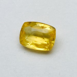 3.18 Carat/ 3.53 Ratti Natural Ceylon Yellow Sapphire (Pukhraj) Gemstone