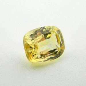 4.2 Carat  Natural Yellow Sapphire (Pukhraj) Gemstone