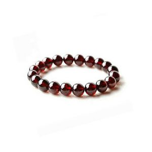 Natural Hessonite Garnet Bracelet