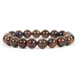 Natural Pietersite Gemstone Bracelet