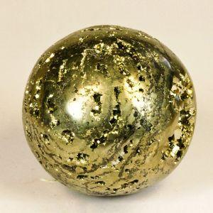 Natural Pyrite Healing Sphere Ball