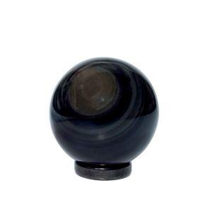 Natural Rainbow Obsidian Healing Stone Sphere Ball
