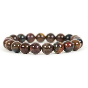 Natural Pietersite Gemstone Bracelet